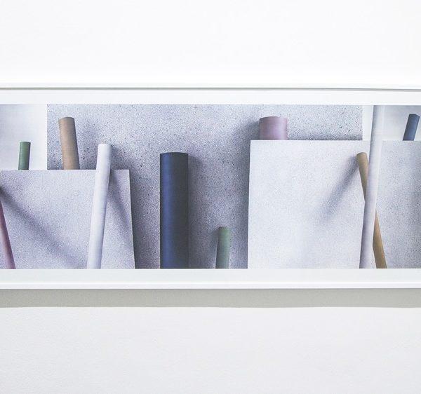 ira svobodova tubes Print 140x60 framed