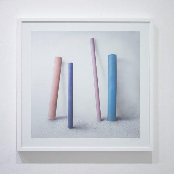 ira svobodova tubes Print 60x60 framed